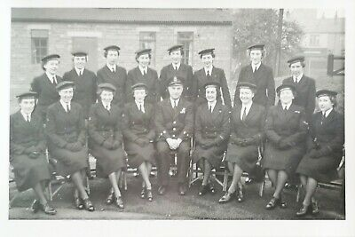 £4.95 • Buy WRNS At HMS Ceres, Wetherby 1953. Vintage Photographic Plain Back Postcard