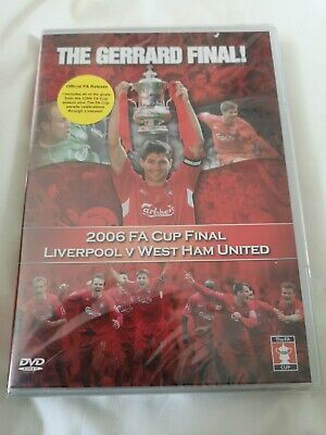 £1.99 • Buy ** NEW SEALED ** FA Cup Final: 2006 - The Gerrard Final DVD (2006)
