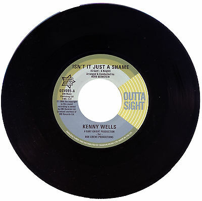 £9.99 • Buy Kenny Wells   Isn't It Just A Shame      Killer Northern Soul Classic