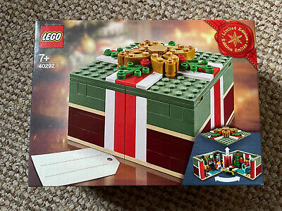 £25 • Buy BRAND NEW & SEALED - Lego 40292 Christmas Gift Present Box Set - Limited Edition
