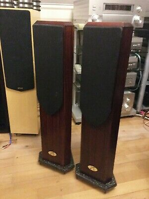 £199.99 • Buy Musical Technology Kestrel 100w Speakers ( Pair ) Superb Condition Glasgow