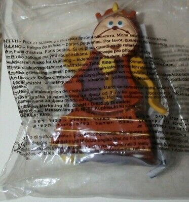 £5 • Buy McDonalds Disney Beauty And The Beast Happy Meal Toy