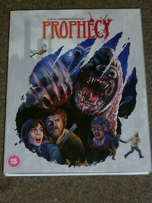 £39.95 • Buy Prophecy Limited Edition Blu Ray - With Booklet & Slip Sleeve - Horror