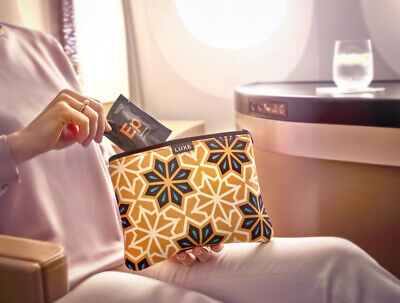 £4.99 • Buy Luxe Etihad Airways Business Class Amenity Kit ~ Various Mixed Travel Items NEW