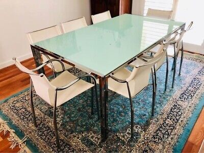 AU250 • Buy Designer Dining Table With 8 Chairs