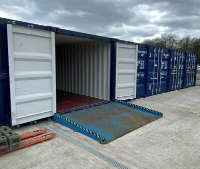 £1000 • Buy Steel Container Loading Ramp