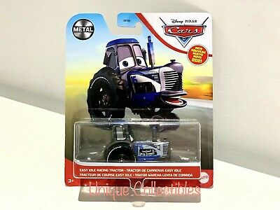 AU32.95 • Buy Disney Pixar Cars Easy Idle Racing Tractor Diecast Toy Car New Hard To Find!