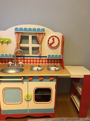 £45 • Buy Early Learning Centre Wooden Cottage Kitchen