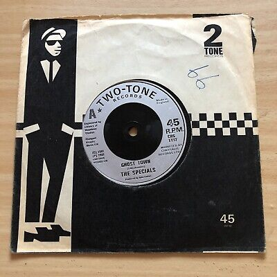 £5 • Buy The Specials Ghost Town 7  Two Tone