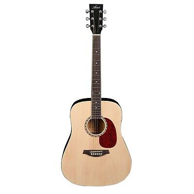 AU93 • Buy Factory 2nd Artist AB1 41 Inch Natural Steel String Acoustic Guitar