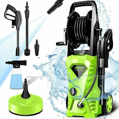 £119.89 • Buy Electric Pressure Washer High Power Jet Wash Garden Car Patio Cleaner 2600PSI UK