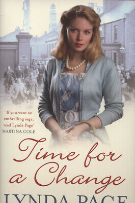 £3.31 • Buy Time For A Change By Lynda Page (Hardback) Highly Rated EBay Seller Great Prices