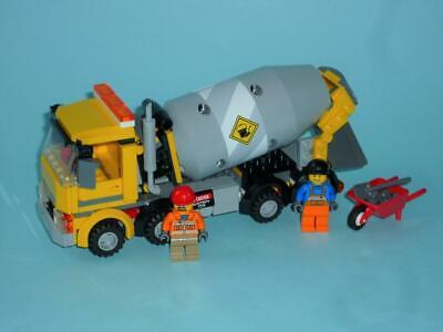 £12.50 • Buy Lego City  60018 Cement Mixer With  Instructions