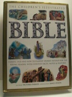 £10.87 • Buy The Childrens Illustrated Bible By Victoria Parker Hardcover Book GUC Homeschool