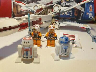 £35 • Buy LEGO Sets - 9493 - X-Wing Starfighter (2012) Lego Star Wars W/ Boxed New Sticker