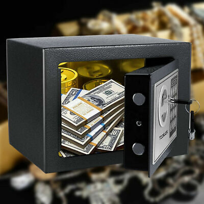 £23.89 • Buy Electronic Password Security Safe Money Cash Deposit Box Office Home Safety Mini
