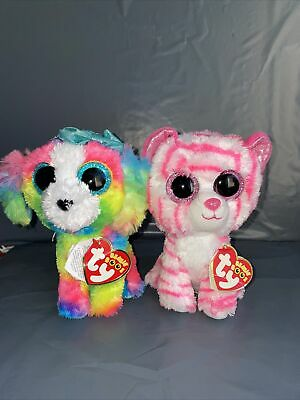 £3 • Buy Beanie Boo Ty - Cat And Dog (Used, With Tags)