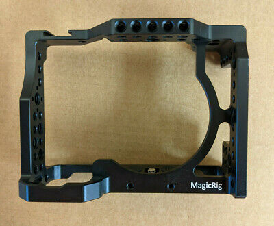 AU100.13 • Buy MAGICRIG A7R3 Cage With Top Handle Grip For Sony A7RIII /A7III /A7M3