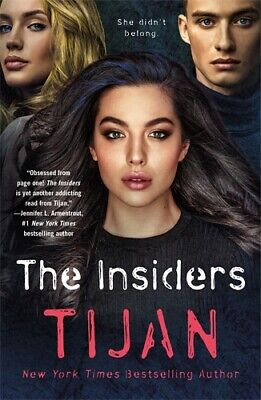 AU37.79 • Buy NEW BOOK The Insiders By Tijan (2021)