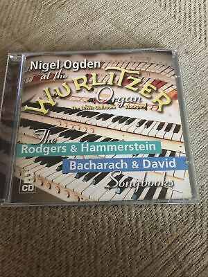 £2.40 • Buy Rodgers And Hammerstein, Bacharach And David Songbooks CD 2 Discs Very Good *