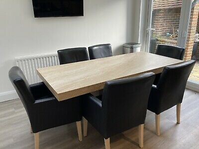£295 • Buy Marble Dining Table And Chairs Used