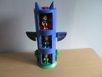 £25 • Buy Pj Mask Transforming Tower With All Figures Included
