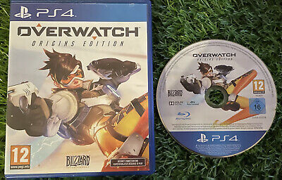 AU26.67 • Buy OVERWATCH - ORIGINS EDITION Sony PS4 2016 Game SUPERB CONDITION - FREE POSTAGE