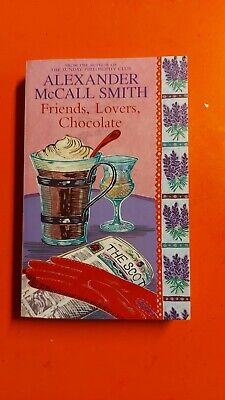 AU9.99 • Buy Friends Lovers Chocolate Alexander McCall Smith Paperback No 1 Ladies Detective