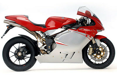 AU28.31 • Buy Mv Agusta F4  Touch Up Kit All Years Red And Silver.