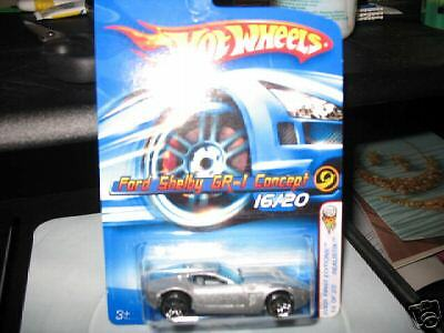 $1 • Buy Hot Wheels 05 First Edition Fe #16 Shelby Gr-1 Concept Hw Hotwheels Ford Vhtf