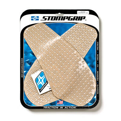 $49.94 • Buy Yamaha 2003-2005 R6 STOMPGRIP STOMP GRIP TANK PADS GRIPS - CLEAR