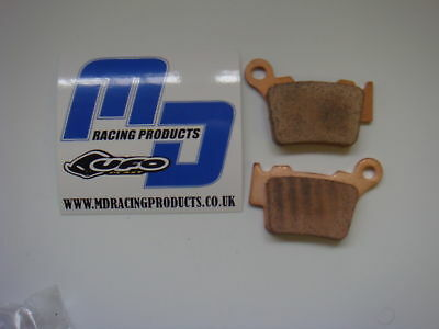 $23.48 • Buy Md Motocross Rear Brake Pads Yamaha Yz 125 03-05