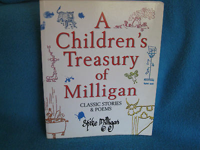 £34.41 • Buy A CHILDREN'S Treasury Of Milligan ~ Spike Milligan.  Poems Stories  In MELBOURNE