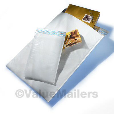 $ CDN61.69 • Buy 50 Combo Poly Bubble Mailers 5 Sizes #1,#2,#3,#4,#5