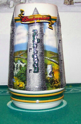 $ CDN33.27 • Buy 2002 Budweiser St. Patrick's Day Tradition And Heritage  Stein-rare Cs - 531