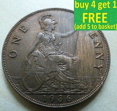 £0.99 • Buy King George V One Penny Choice 1911-1936 Pick Your Own Choose