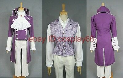 $118 • Buy Vocaloid Suit Gakupo Cosplay Costume Custom Any Size
