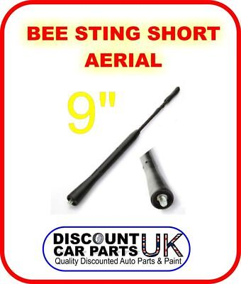 Genuine Replacement Car Roof Aerial Bee Sting Mast Vauxhall Astra Corsa Short • 3.99£