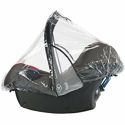 Raincover For Maxi Cosi Pebble, Hauck Carseat, Silvercross Ventura, Cabrio Fix • 9.49£