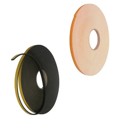 Double Sided Foam Tape -Mixed Sizes, Colours- Glazing / Mounting / Security Tape • 5.25£