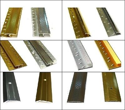 Carpet & Flooring Door Bars / Thresholds / Metal Strips • 1.79£