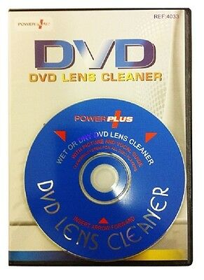 £162.01 • Buy Wet/Dry CD/DVD Player Optical Lens Cleaner Also For PS3 PS2 Wii XBOX 360