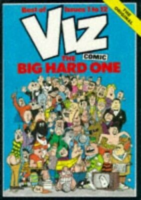 £8.99 • Buy The Big Hard One By Viz Paperback Book The Cheap Fast Free Post