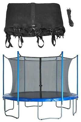 £48.99 • Buy Replacement Trampoline Enclosure Surround Safety NET ONLY 8 10 12 13 14 15 16 Ft