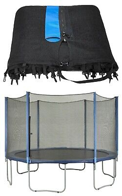 £55.99 • Buy Replacement Trampoline Safety NET ONLY Enclosure Surround 8 10 12 13 14 15 16 Ft