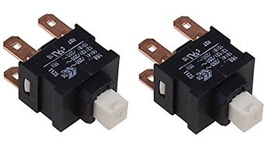 £6.99 • Buy 2 X Karcher Puzzi 100 / 200 Cleaner Replacement Switch Genuine 66304370