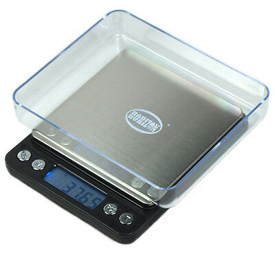 $13.85 • Buy 500g X 0.01g Digital Jewelry Precision Scale With Piece Counting ACCT-500 .01 G