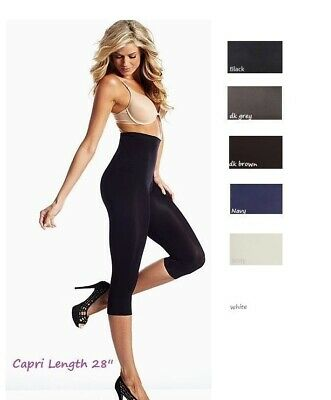 $30 • Buy M. Rena Tummy Control Cropped Rayon Leggings. The Perfect Gift For Mom!