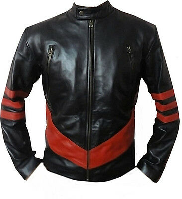 Classyak XMen Wolverine Faux Leather Jacket, High Quality PU Leather, Xs-5xl • 60.80£