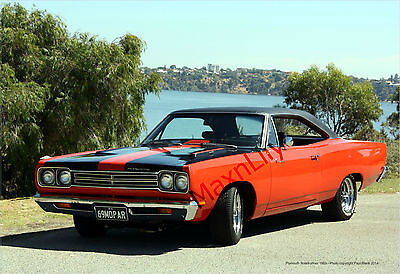 Plymouth Road Runner 1969 Poster • 11.20£